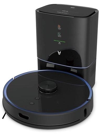 Viomi Viomi S9 Siyah Vacuum Cleaner Akıllı Robot Süpürge ve Paspas Siyah